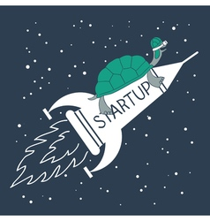 Successful start up vector