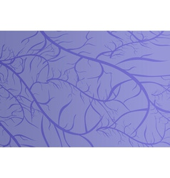 Purple vein texture vector image