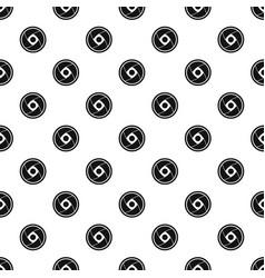 Camera lens pattern vector