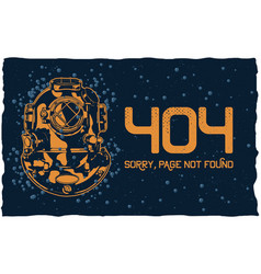 404 page not found concept vector