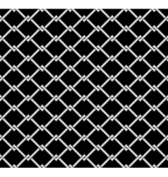 Steel grid vector