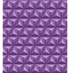 Tripartite pyramid lilac seamless texture vector