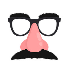 disguise mask vector image