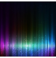 Blue shining equalizer abstract background vector