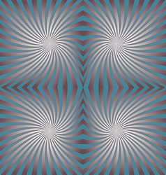 Seamless spiral pattern design background vector