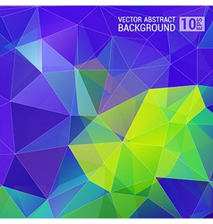 Abstract background for use in design vector image