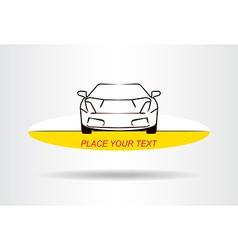 Car 09 010 vector
