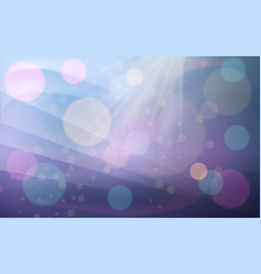 purple and pink bokeh abstract background vector image vector image