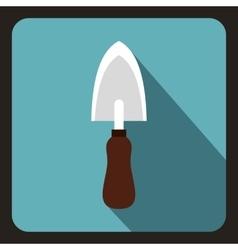 Gardenn scoop icon flat style vector