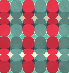 Colorful vintage seamless pattern vector