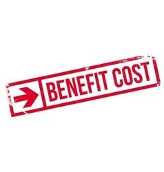 Benefit cost stamp vector