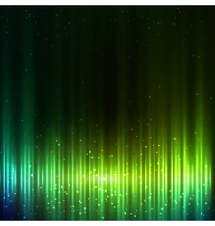 Green shining equalizer abstract background vector