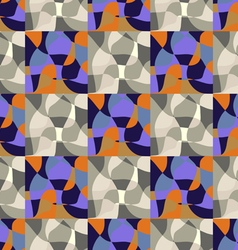 Colored marble tiles vector image
