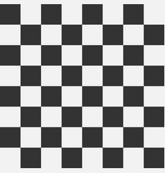 chess board seamless pattern checkered pattern vector image vector image