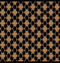 Luxury pattern royal gold pattern vector