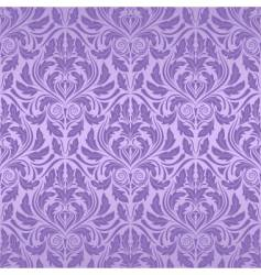 Violet seamless wallpaper vector