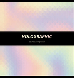 Polychromatic background vector