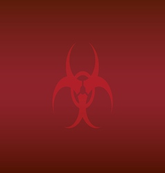 Biohazard wallpaper vector