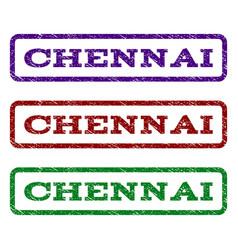 Chennai watermark stamp vector