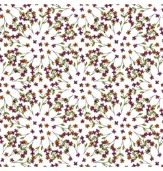 Beautiful orient style seamless pattern vector image vector image