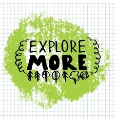 Explore More lettering calligraphy vector image vector image