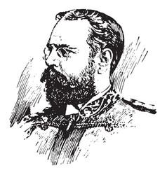John philip sousa vintage vector