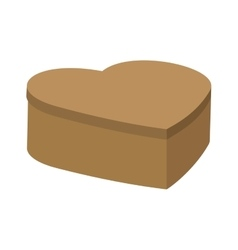 Box package delivery shipping icon vector