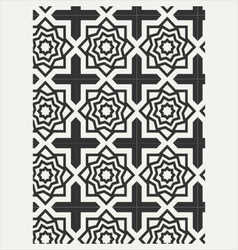 Ethnic decorative pattern vector