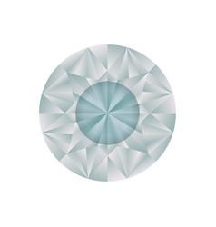 Luxury diamond jewerly vector