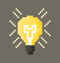 Pixel light vector