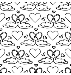 Seamless pattern design element vector