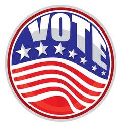 vote resize vector image