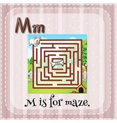 Maze vector