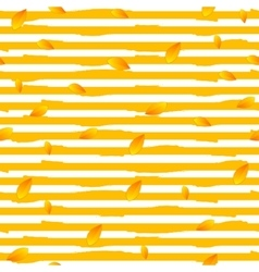 Abstract autumn striped seamless pattern vector