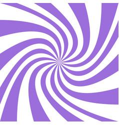 Purple spiral design background vector