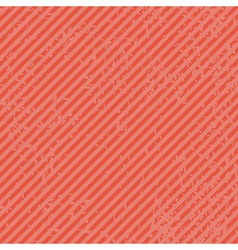 retro red textured background vector image vector image