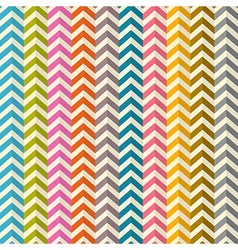 Retro Seamless Colorful Background vector image