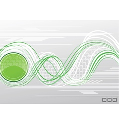 abstraction of lines vector image vector image