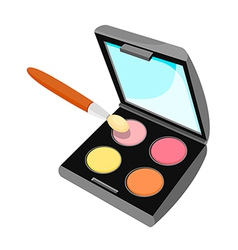 Icon cosmetics vector
