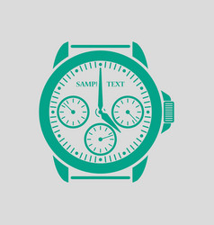 Watches icon vector