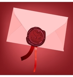 Envelope seal vector