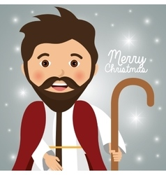 Christmas cartoon graphic vector