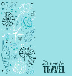 travel time vector image vector image