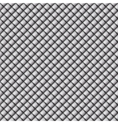 White metallic texture seamless vector image