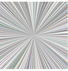 Grey abstract starburst background vector