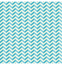 Retro Seamless Blue - White Background vector image