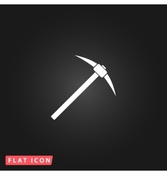 The pick icon vector