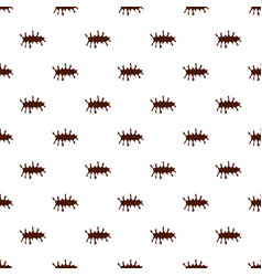 Dark chocolate pattern vector