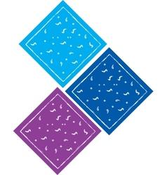 Bandanna vector image