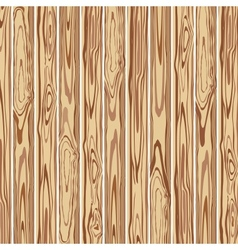 Wooden textured background vector image vector image